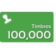 100000 Timbres Fiscales